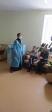 Рабочий визит представителей Отдела ЦБСС Салаватской епархии в филиал Кумертауского ПНИ в с. Юмагузино