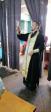 """Штатный клирик Успенского кафедрального собора совершил чин освящения """"Салаватского пассажирского автотранспортного предприятия"""""""