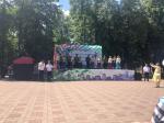 """Казаки станицы """"Успенской"""" приняли участие в мероприятии посвященному Дню города Салават"""