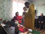 Исповедь и Причастие в Отделении стационарного социального обслуживания граждан пожилого возраста и инвалидов г. Мелеуза