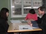 Активисты прихода с. Бижбуляк  посетили Богословские курсы в г. Уфе