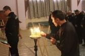 Владыка Николай совершил Литургию в храме при ИК- №2