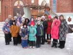 Рождественское путешествие в женский монастырь