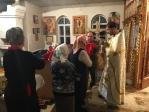 В Праздник Крещения Господня в Мелеузовском благочинии состоялись Богослужения и Великое освящение воды