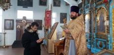 Народный артист посетил храм
