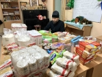 Гуманитарная помощь Кризисному центру «Мать и дитя» в Чишмах
