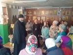 Архипастырское богослужение в селе Куезбашево Аургазинского района