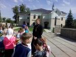Учащиеся Детской Эколого-Биологической станции г. Салавата посетили Успенский кафедральный собор