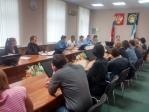 Первое участие представителей Салаватской епархии в новом созыве молодежного совета при администрации ГО г. Салават