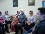 Встреча группы поддержки зависимых и созависимых Свято-Троицкого храма г. Ишимбай с координатором Православных групп поддержки для нарко и алкозависимых Салаватской епархии