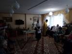 Посещение приюта для взрослых.