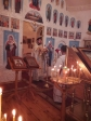 Праздник Рождества Христова в селе Антоновка