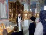 Воспитанники детского дома г. Салавата посетили Успенский кафедральный собор
