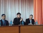 Священник принял участие в мероприятии, посвящённом профилактике суицидов