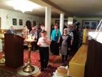 Пасхальное служение в селе Новоаптиково