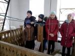В светлое Христово Воскресение воспитанники детского дома посетили Успенский кафедральный собор