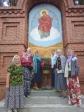 Активисты молодежного движения и паломники Салаватской епархии приняли участие в Царских днях.