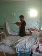 Таинства Причащения и Покаяния в паллиативном отделении городской больницы г. Салавата