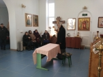 Богослужение в день памяти св. благоверного князя Александра Невского