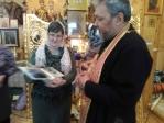 55-летний юбилей настоятеля храма о.Георгия Исмагилова и день его Ангела