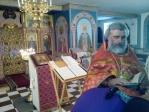 Епископ Николай совершил молебное пение о страждущих недугом пьянства и наркомании в г.Ишимбай