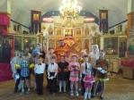 Праздник жен-мироносиц в Свято-Никольском храме с.Раевский
