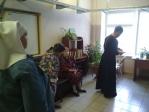 Таинства Исповеди и Причастия в ЦГБ г. Салавата