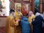 Владыка Николай совершил Литургию в день памяти святителя Василия Великого