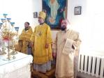 Архипастырское служение в день трех Святителей