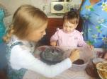 """Встреча и занятия в центре помощи семье и детям """"Ярослава"""""""