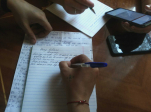 """Изучение английской песни о мечте в центре помощи семье и детям """"Ярослава"""""""
