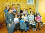 """Преосвященнейший епископ Николай посетил центр помощи семье и детям """"Ярослава"""" в селе Толбазы"""