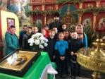Экскурсия в Храме Успения Пресвятой Богородицы в Чишмах