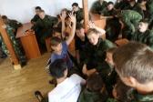 Интеллектуальная битва казаков и ляхов состоялась  на II-ом епархиальном слёте казачьих кадетов Салаватской епархии