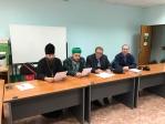 Благочинный Чишминского округа принял участие в заседании Общественного совета