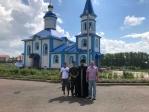 Юные спецназовцы посетили православный храм в Чишмах