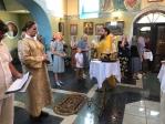 Миссионерское богослужение прошло в Чишмах
