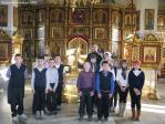 Экскурсия для школьников в Успенском кафедральном соборе