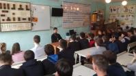 Встреча священника с молодежью