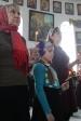 Во вторник первой седмицы Великого поста Преосвященнейший епископ Николай совершал чтения Великого канона прп. Андрея Критского в храмах епархии