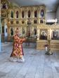 Преосвященнейший епископ Николай совершил всенощное бдение в Казанском храме в Мелеузе