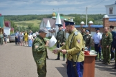 В Салаватской епархии прошел IV Епархиальный слет казачьих кадетов