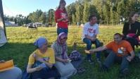 Активисты православного молодежного движения «Ника» г. Мелеуза успешно окончили «Школу волонтеров» и приняли участие в XXI Православном молодежном международном фестивале «Братья»