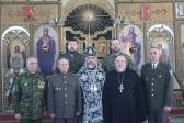 Литургия Преждеосвященных Даров в Иоанно-Предтеченском соборном храме г. Кумертау