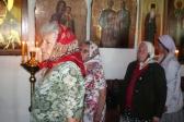 Архипасторское богослужение в Петровском