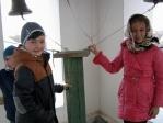 Экскурсия в Богородице-Казанском храме для детей