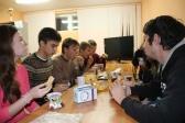 Заседание волонтёрского ресурсного центра