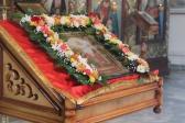 Епископ Николай совершил Божественную литургию в Иоанно-Предтеченском храме г. Кумертау
