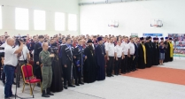 Протоиерей Владимир Семавин принял участие в Евразийском форуме казачьей молодежи