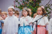 Рождественский концерт в ДК им. Кирова